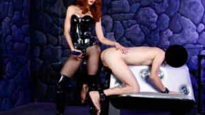 Mistress Sasha Milano